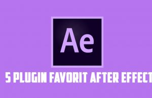 Plugin Favorit After Effect